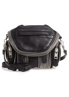 Alexander Wang Micro Marti Leather Crossbody Bag