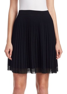 Alexander Wang Micropleat Mini Skirt