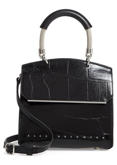 Alexander Wang Mini Dime Leather Satchel