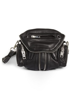 Alexander Wang Mini Marti Leather Crossbody Bag