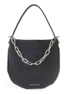 Alexander Wang Mini Roxy Leather Hobo Bag