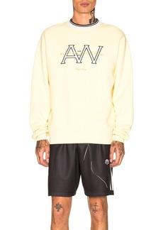 Alexander Wang Monogram Sweatshirt