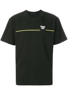 Alexander Wang page Six T-shirt - Black