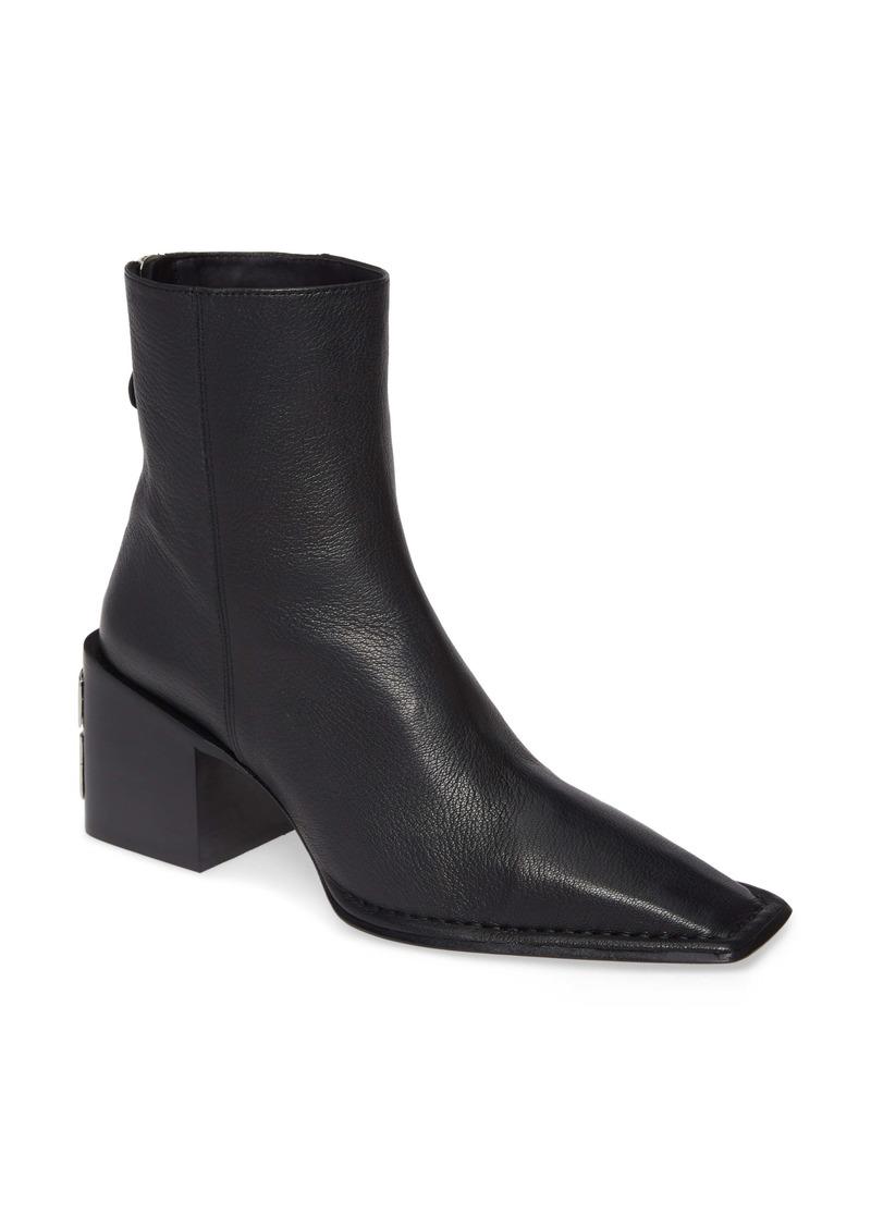 Alexander Wang Parker Logo Heel Boot (Women)