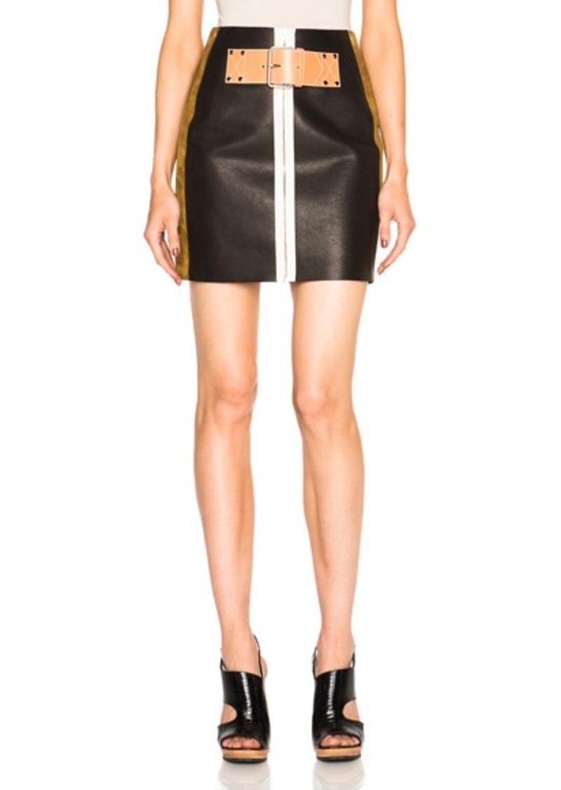 Alexander Wang Patchwork Skirt