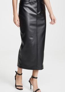 Alexander Wang Peg Skirt