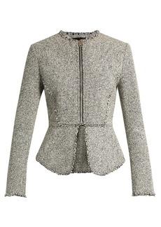 Alexander Wang Peplum tweed jacket
