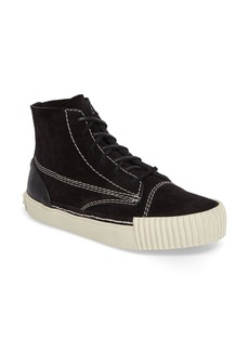 Alexander Wang 'Perry' Suede High Top Sneaker (Women)