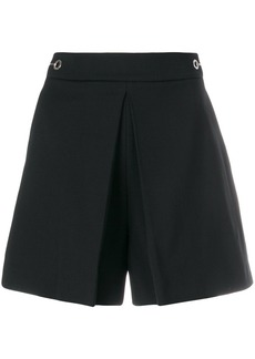 Alexander Wang pleated shorts - Black