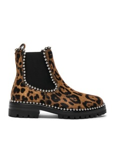 Alexander Wang Printed Calf Hair Spencer Boots