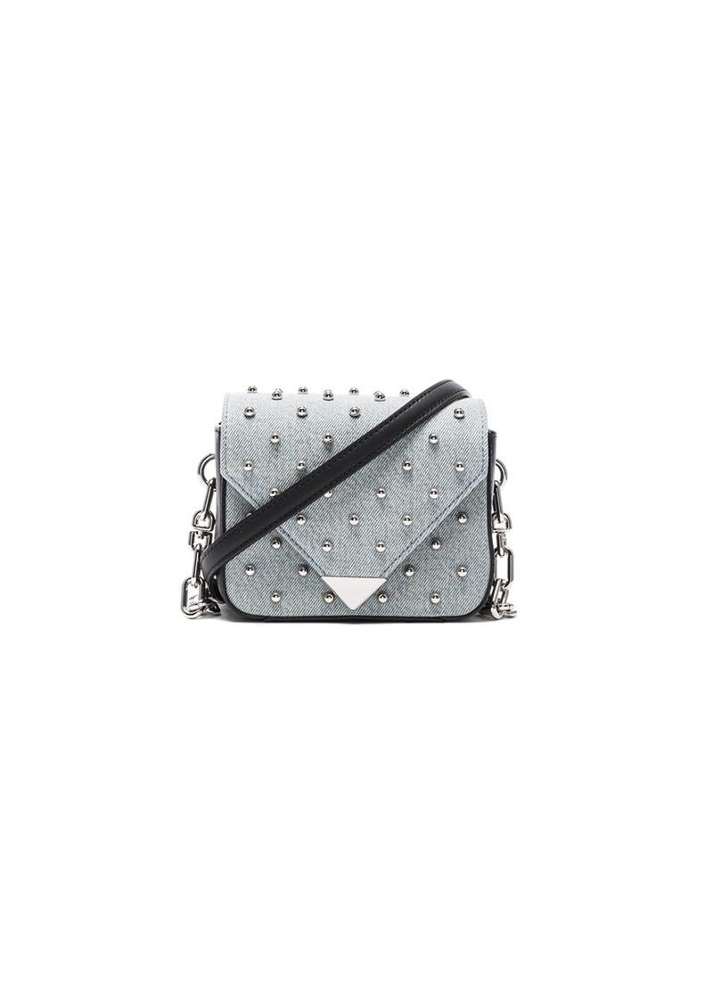 42c27a5613d SALE! Alexander Wang Alexander Wang Prism Envelope Chain Studded Bag