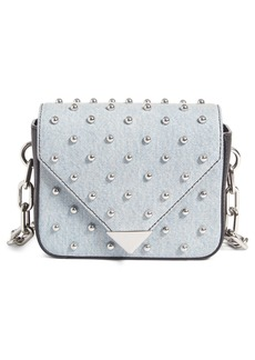Alexander Wang Prisma Studded Crossbody Bag