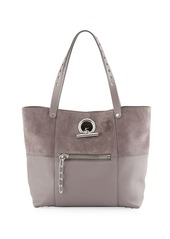 Alexander Wang Riot Matte Mixed Leather Tote Bag