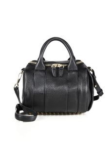 Alexander Wang Rockie Leather Top Handle Bag