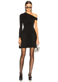 Alexander Wang Rouched Mini Dress
