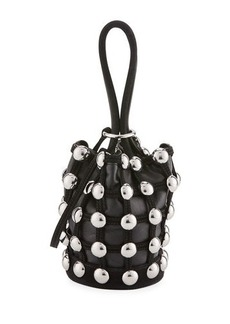 Alexander Wang Roxy Mini Cage Bucket Bag