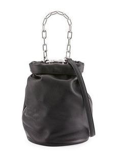 Alexander Wang Roxy Mini Leather Bucket Bag
