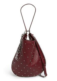 Alexander Wang Roxy Studded Leather Hobo Bag