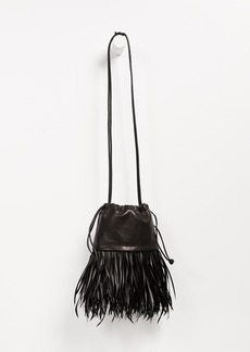 Alexander Wang Ryan Mini Feather Bag