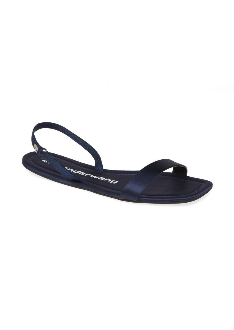 Alexander Wang Ryder Foldable Flat Sandal (Women)