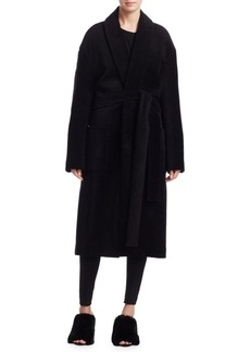 Alexander Wang Shawl Collar Robe Jacket