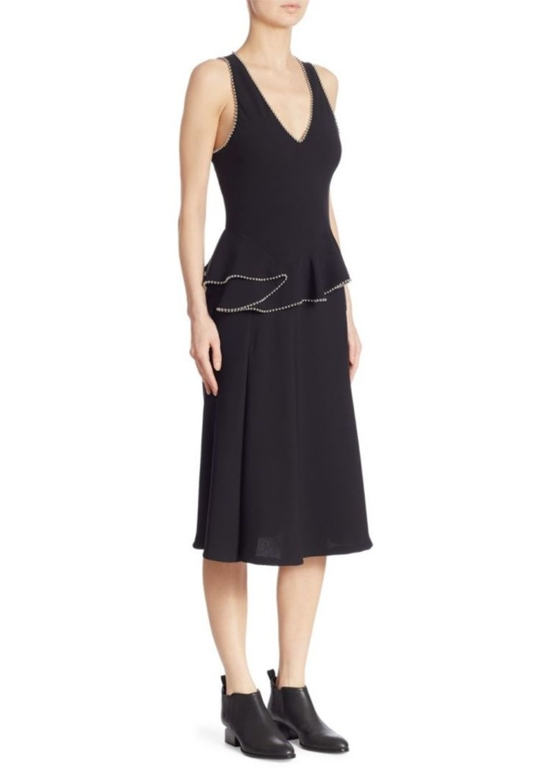 Alexander Wang Silk Tank Dress