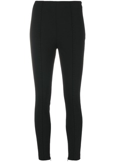 Alexander Wang slim fit trousers - Black