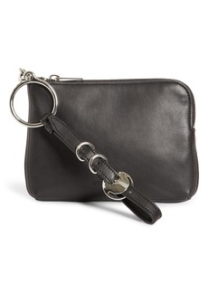 Alexander Wang Small Ace Nappa Leather Wristlet