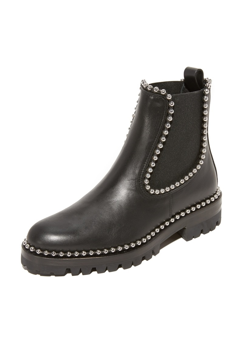 980f0ee0ba6 Spencer Ball Chain Chelsea Boots
