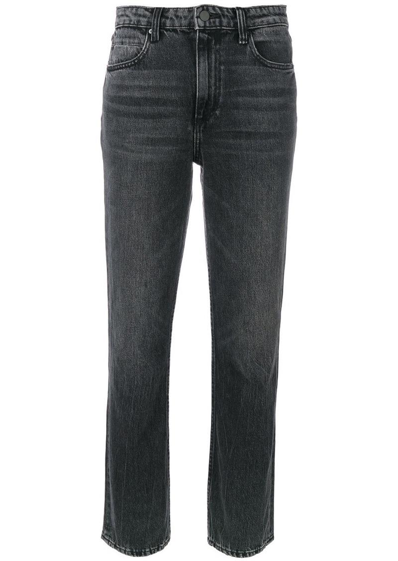 Alexander Wang straight-leg jeans
