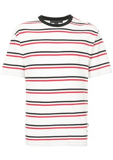 Alexander Wang striped T-shirt - White