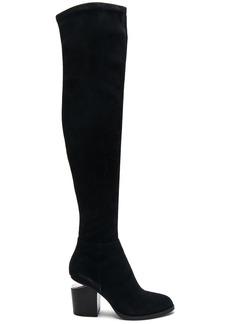 Alexander Wang Suede Gabi Thigh High Boots