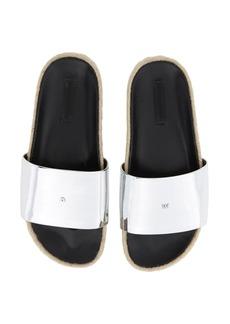 Alexander Wang Suki Espadrille Slide Sandal (Women)