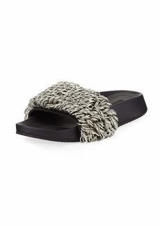Suki Rings Slide Pool Sandal