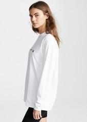 Alexander Wang T-Shirt with Logo Decal