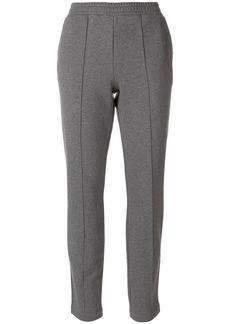 Alexander Wang tailored track pants - Grey