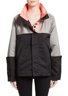 Alexander Wang Tech Windbreaker Jacket