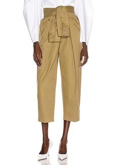 Alexander Wang Tie Front Waist Trouser