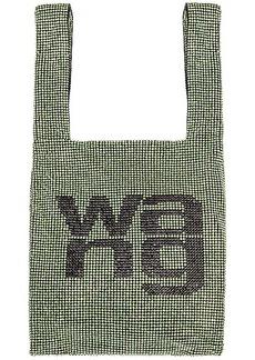 Alexander Wang Wanglock Mini Shopper Mesh Bag