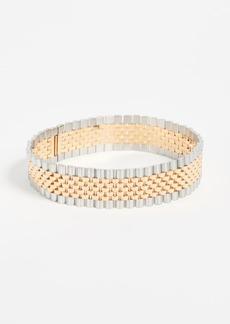 Alexander Wang Watch Strap Choker Necklace
