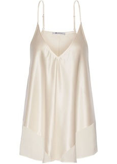 Alexander Wang Woman Sleeveless Top Ivory