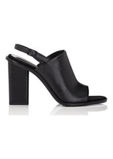 Alexander Wang Women's Cole Leather Slingback Sandals