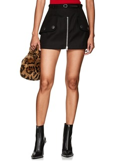 Alexander Wang Women's Cotton Utility Skort