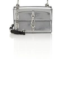 Alexander Wang Women's Hook Small Leather Crossbody Bag - Silver