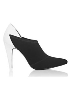 Alexander Wang Women's Juli Neoprene & Leather Booties