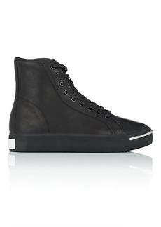 Alexander Wang Women's Pia Leather Sneakers