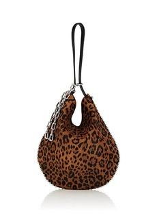 Alexander Wang Women's Roxy Calf Hair & Leather Hobo - Leopard