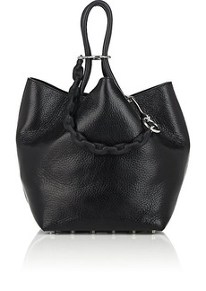 Alexander Wang Women's Roxy Small Leather Tote Bag - Black