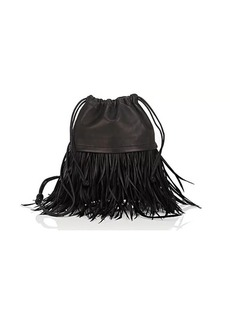 Alexander Wang Women's Ryan Mini Leather Dust Bag