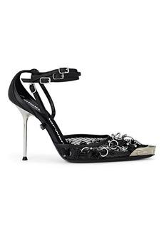 Alexander Wang Women's Selena Patent Leather Pumps